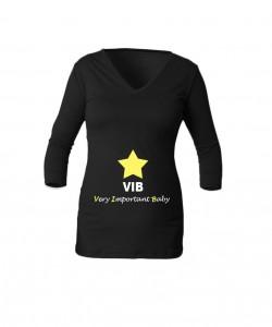 "Camiseta cuello V ""VIB"""