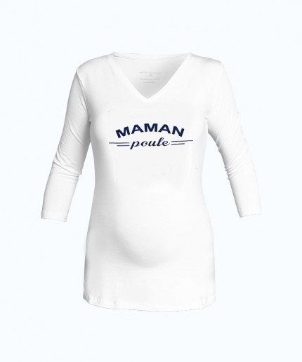 https://www.2amores.com/2479-thickbox/camiseta-cuello-v-blanca-mama-poule.jpg