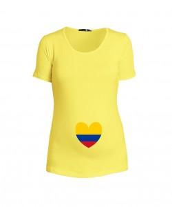 Camiseta blanca Love Selección