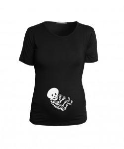 Camiseta esqueleto unisex