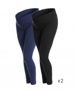 Leggins plus pack x2