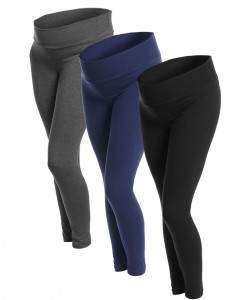 Pack 3 leggins Plus