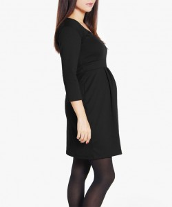 Vestido Isabel negro