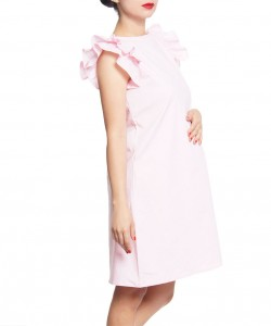 Vestido Holly Pink