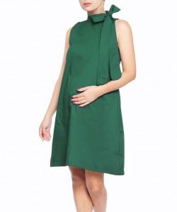 Vestido Bow Verde