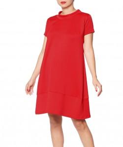 Vestido Block rojo