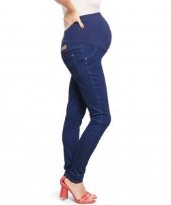 Skinny jeans Plus classic blue