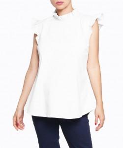 Blusa LIsboa blanca