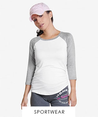ropa para embarazadas - deporte