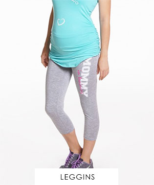 ropa para embarazadas - leggins